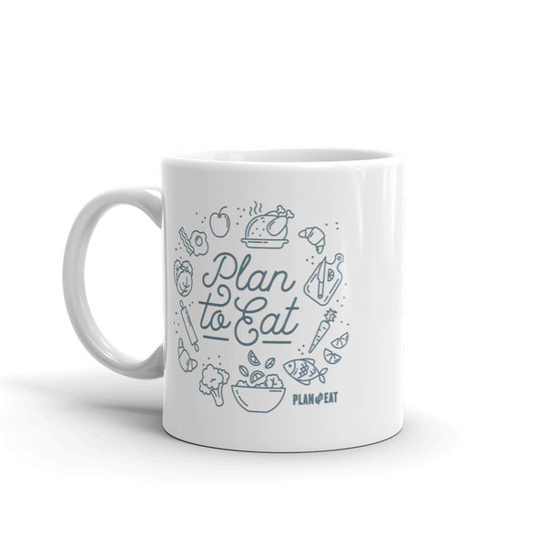 Plan to Eat Mug