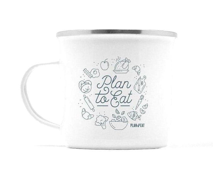 Plan to Eat Camp Mug