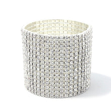 Load image into Gallery viewer, So Gorge Stretchy Rhinestone Bracelet