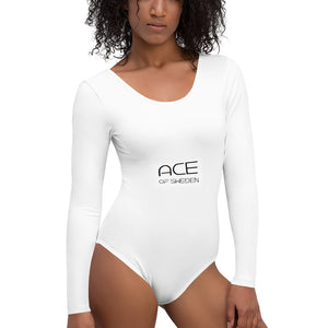 "Long Sleeve Bodysuit ""Dance"""