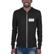 "Load image into Gallery viewer, Unisex ""zip"" hoodie"