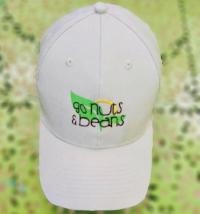 Go Nuts and Beans Baseball Cap