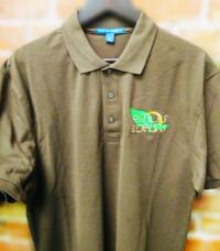 Go Nuts and Beans Polo Shirt