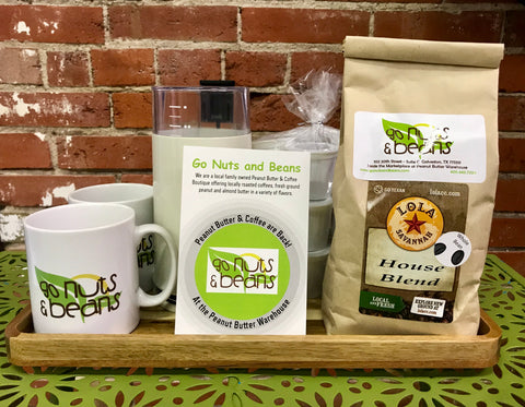 Ground Coffee Monthly Package