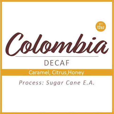 Pearland Columbia Decaf