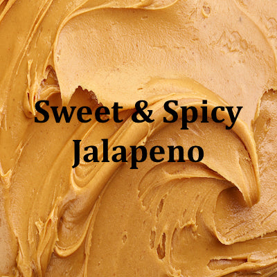 Sweet & Spicy Jalapeno Peanut Butter