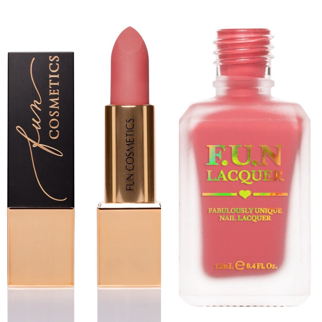 SWEET LOVER 318 LIP + NAIL DUO