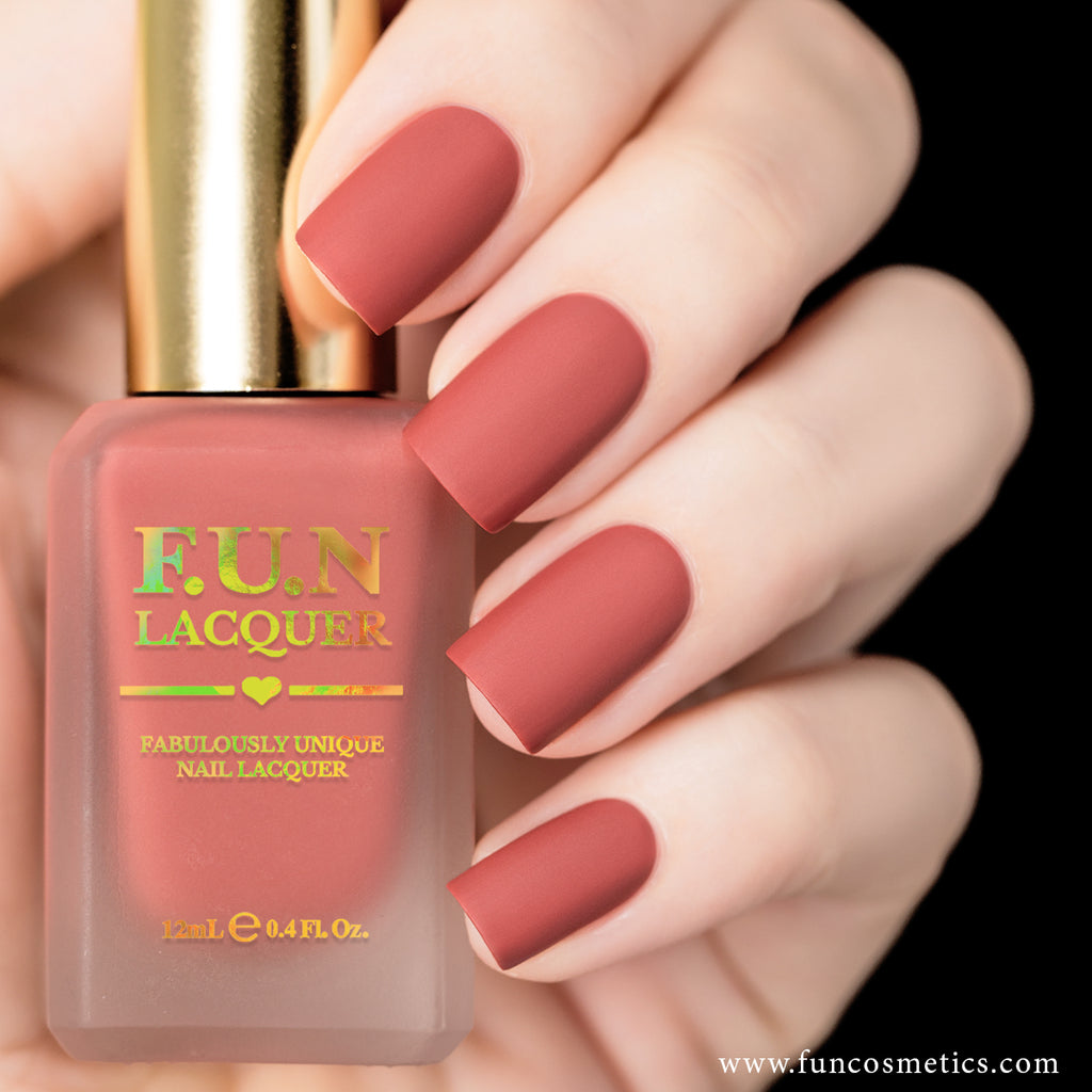 FIRST CHOICE 317 | VELVET MATTE NAIL POLISH