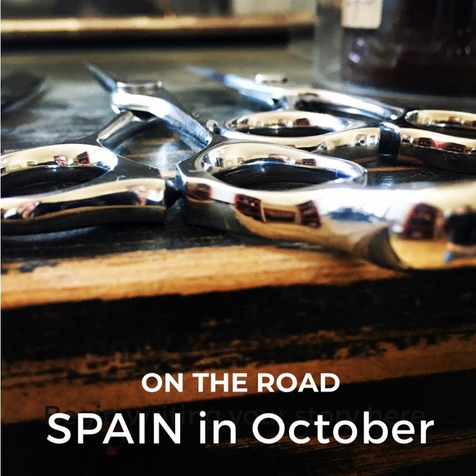 On the road... SPAIN in October.