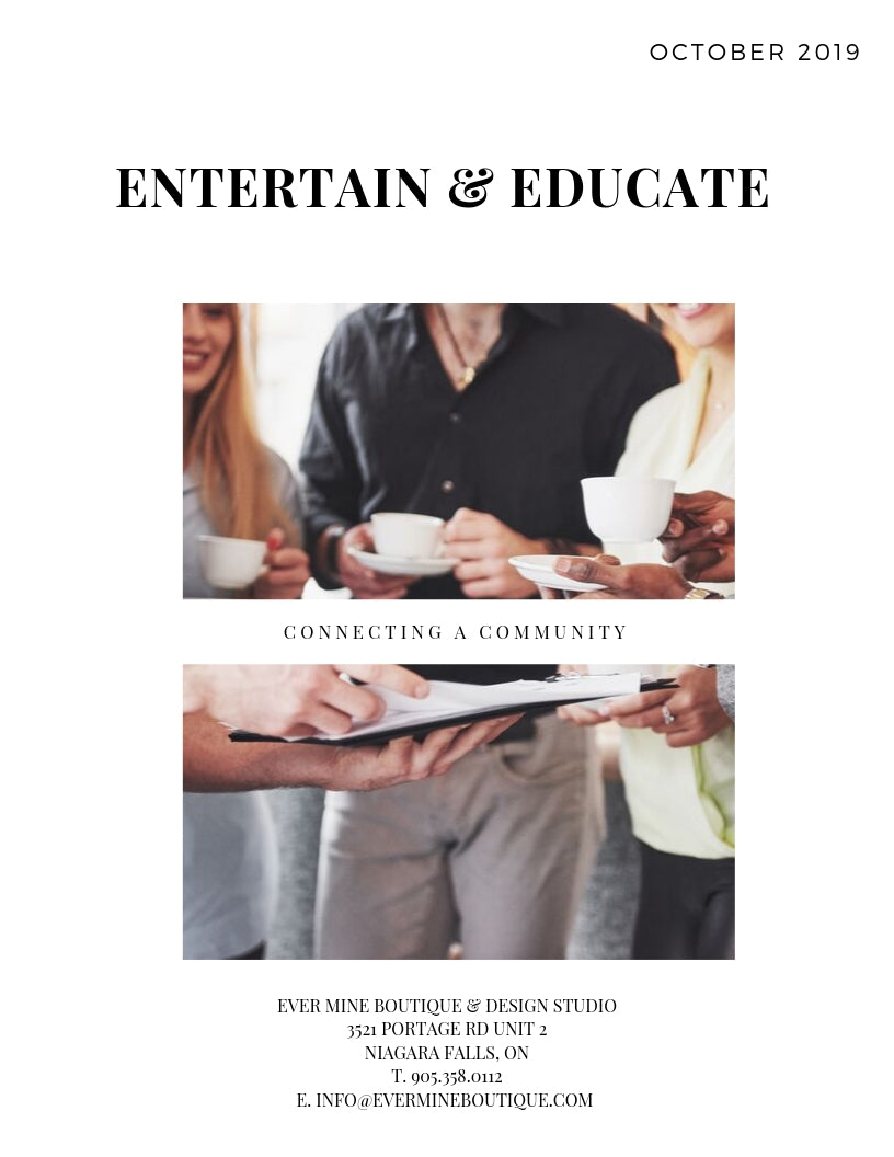 Entertain & Educate