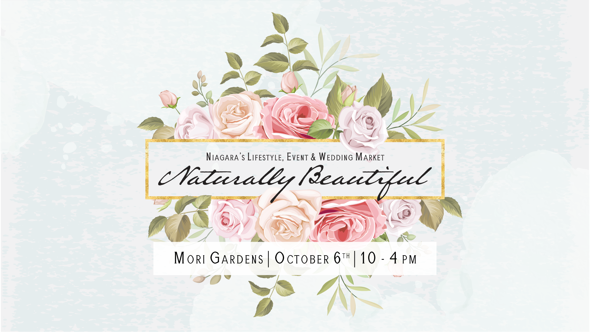 Naturally Beautiful ~ Lifestyle, Event & Wedding Market