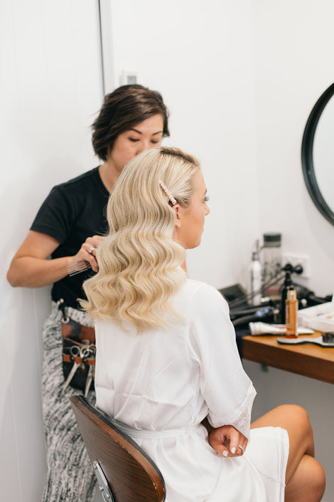Byron Bay Wedding Hairstylist