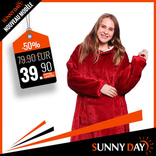 SUNNY DAY™ | COUVERTURE CHAPERON