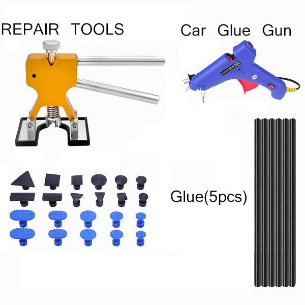 PAINTLESS CAR DENT REPAIR TOOLS