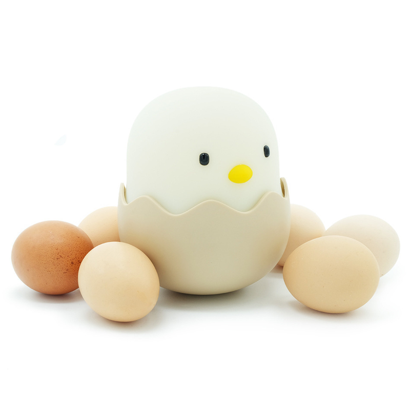 Cute Creative Egg Shell LED Night Light