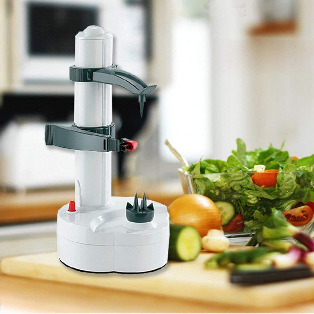 ( BUY 2 FREE SHIPPING!!!🎅🔥 ) Stainless Steel Electric Fruit Peeler