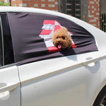 Safety Pet Window Shade to Keep Your Dog Safe When Hanging out the Window
