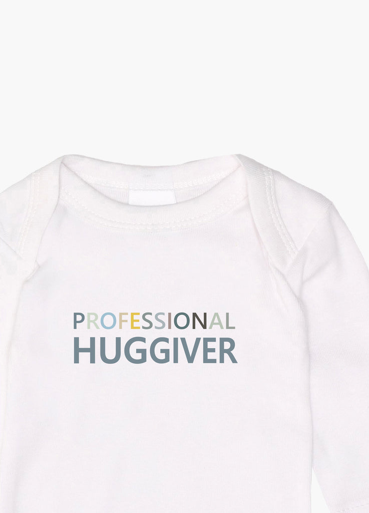 Langarmbody Professional Huggiver und Little King
