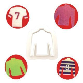 JERSEY SHAPE | COOKIE CUTTER
