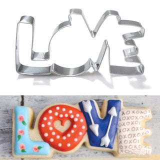 LOVE | COOKIE CUTTER