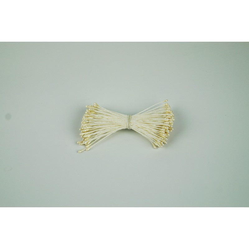 FLOWER STAMEN| IVORY PEARL 2MM