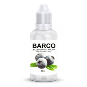 BARCO FLAVOURS BLUEBERRY 30ML