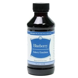 LORANN | BAKERY EMULSION | BLUEBERRY | 4 OZ