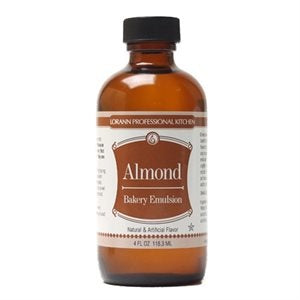 LORANN | BAKERY EMULSION | ALMOND | 4 OZ