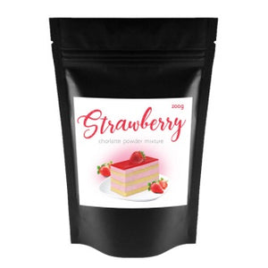 STRAWBERRY MOUSSE POWDER 200G