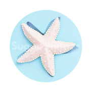 SILICONE MOULD STARFISH LARGE