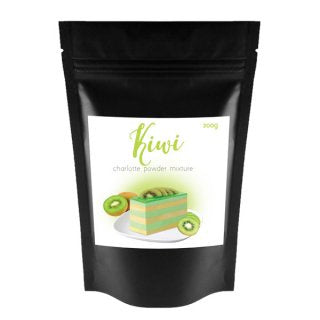 KIWI  MOUSSE POWDER 200G