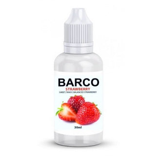 BARCO FLAVOURS STRAWBERRY 30ML