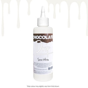 CHOCOLATE DRIP | SNOW WHITE | 250G