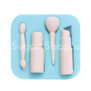 SILICONE MOULD MAKE UP ASSORTED 4PC