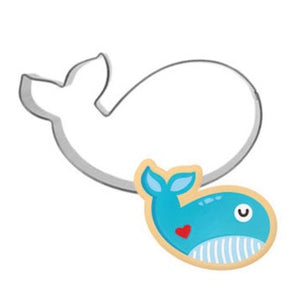 WHALE | COOKIE CUTTER