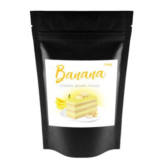 BANANA MOUSSE POWDER 200G