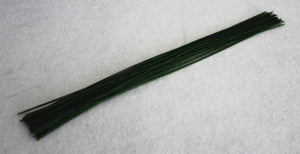 FLOWER WIRE | 20 GAUGE | DARK GREEN | 50 PIECES