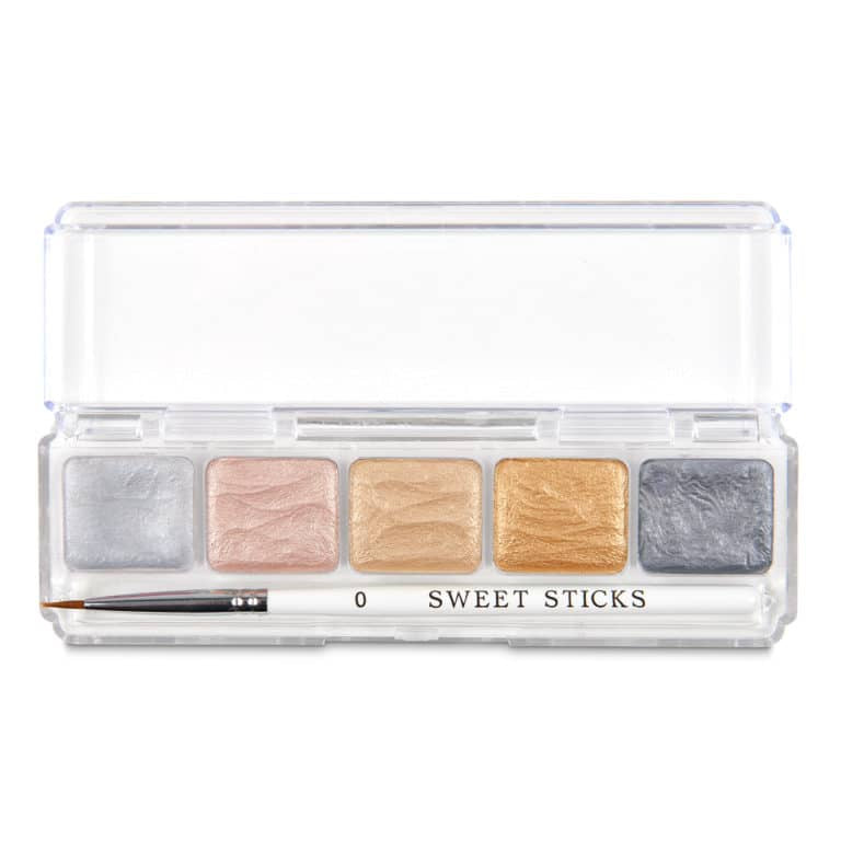 GOLD & SILVER PALETTE