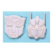 SILICONE MOULD TRANSFORMER HEAD 2PC