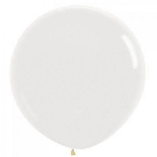 90CM CRYSTAL CLEAR BALLOON