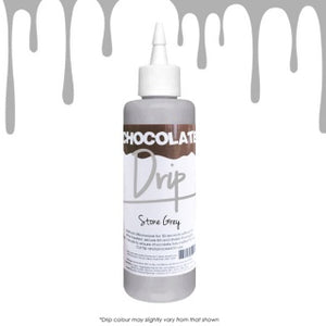 CHOCOLATE DRIP | STONE GREY | 250G