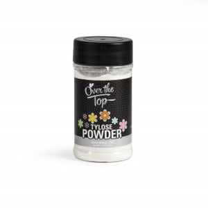 OVER THE TOP - TYLOSE POWDER