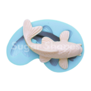 SILICONE MOULD KOI FISH