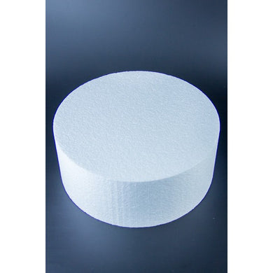 FOAM DUMMY | 4 INCH | ROUND | 3 INCH HIGH
