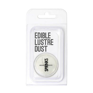HANGSELL NATURAL WHITE LUSTRE DUST -10ML