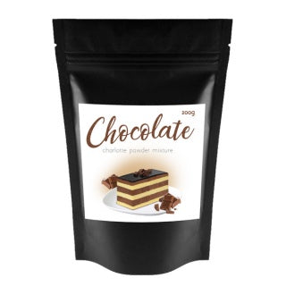 CHOCOLATE MOUSSE POWDER 200G