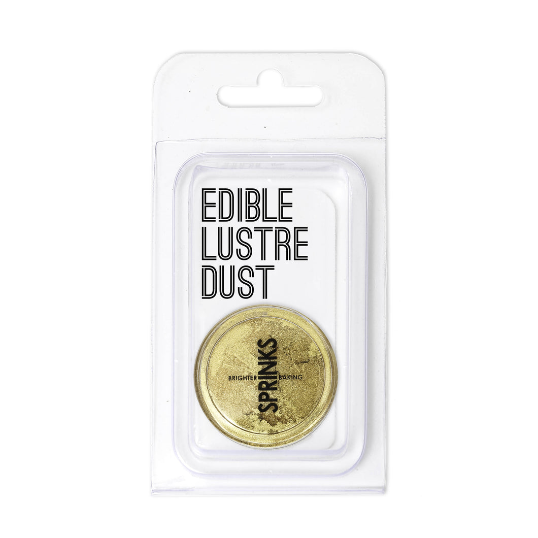 HANGSELL BRIGHT GOLD LUSTRE DUST 10ML