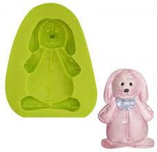 SILICONE MOULD - RABBIT