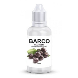 BARCO FLAVOURS ACAI BERRY 30ML