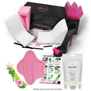 BAKE BOSS STILETTO HIGH HEEL SHOE KIT